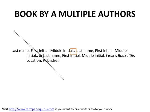 how to refererence an ebook