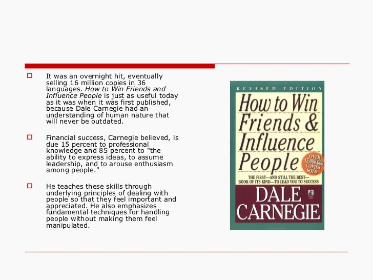 how to win friends and influence epub