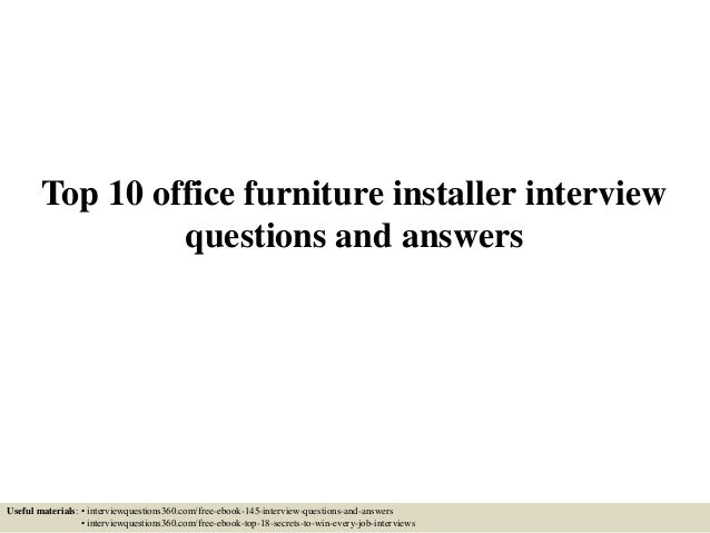 ms office interview questions and answers ebook