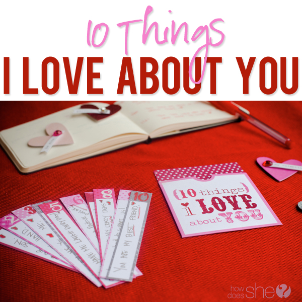 ten things i love about you epub