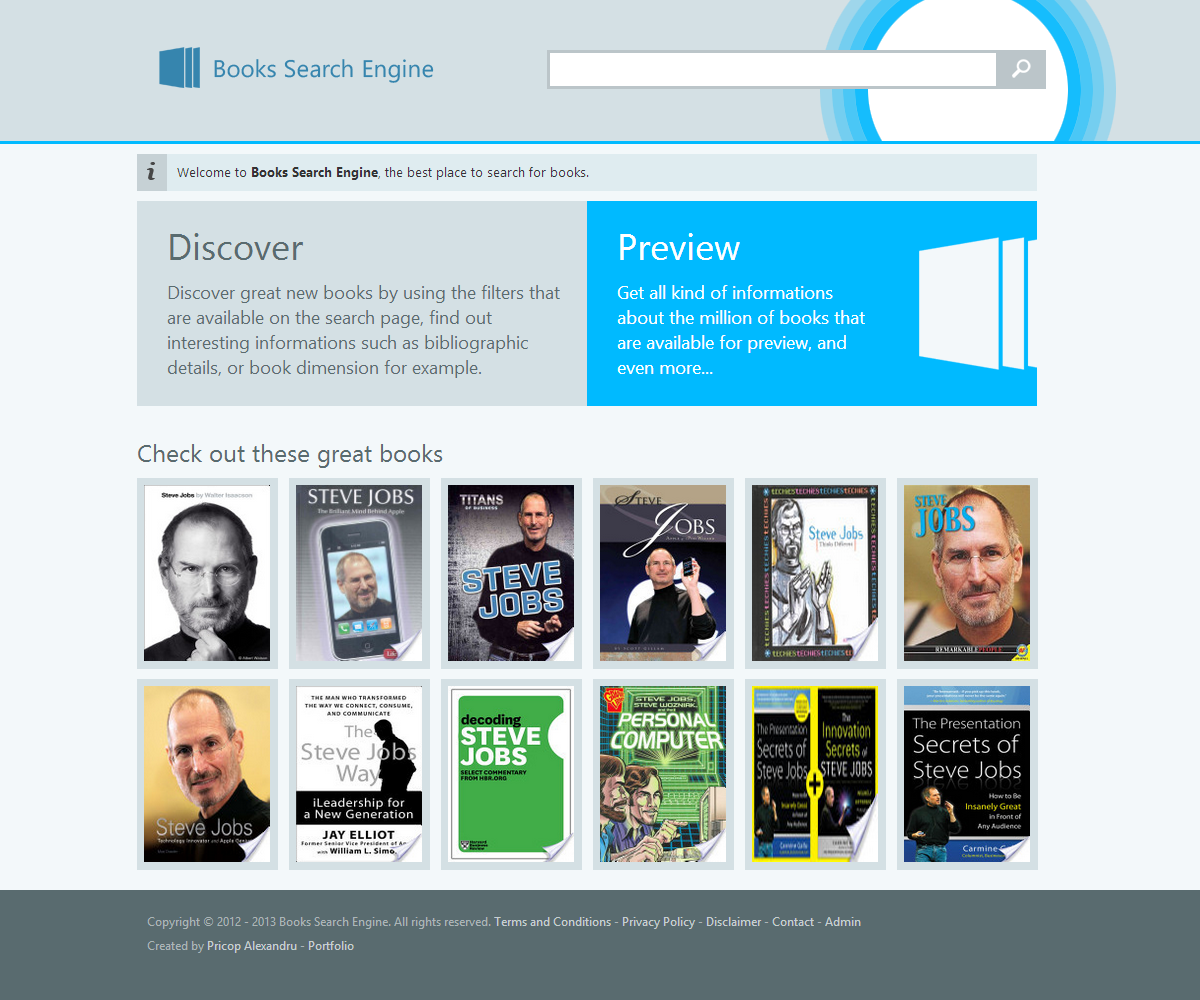 ebook search engine for frigg