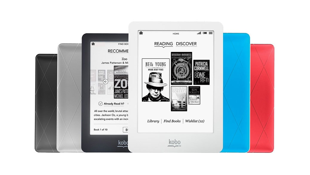android open epub with kobo