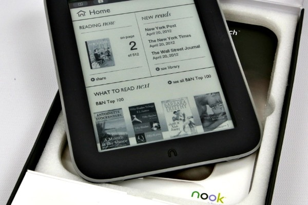 how to transfer ebooks to nook