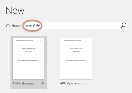 how to apa ebook online