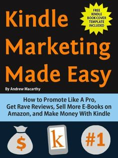 how to promote your ebook on kindle