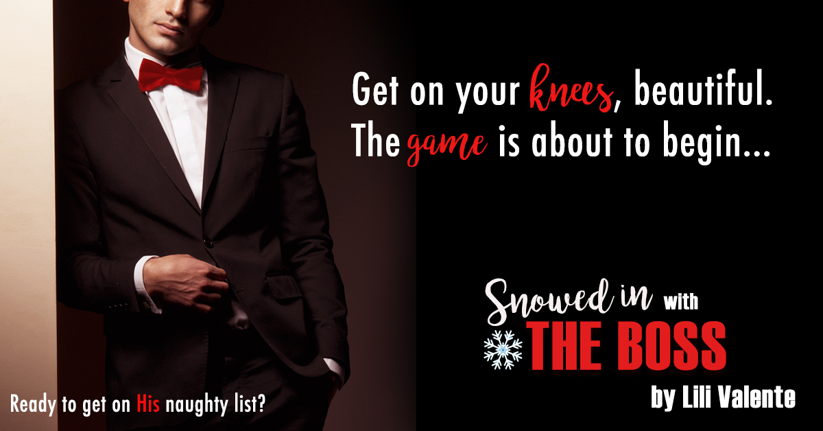 snowed in with the boss lili valente epub
