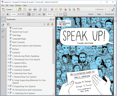 speak up an illustrated guide to public speaking ebook