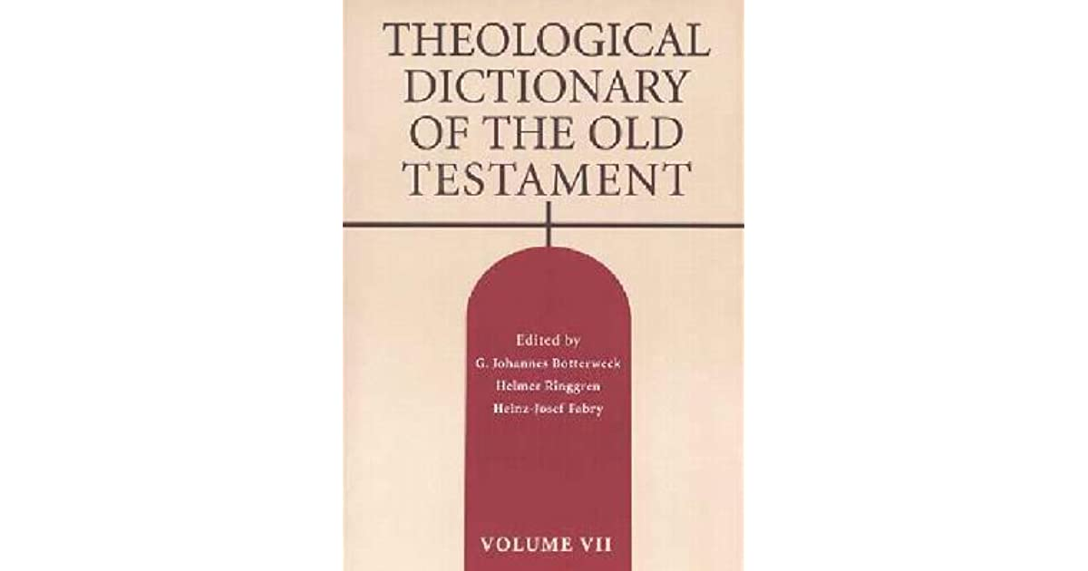 theological dictionary of the new testament ebook